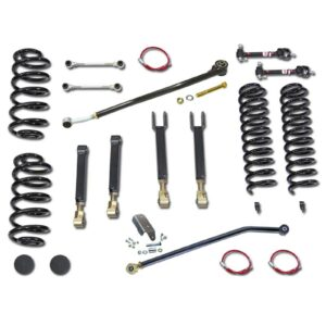 KIT INALTARE 4″ CLAYTON OFF ROAD ENTRY LEVEL – JEEP WRANGLER LJ