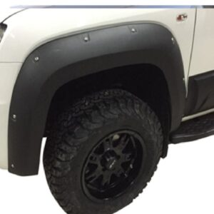 FENDER FLARES FOR VOLKSWAGEN AMAROK 2016-2019