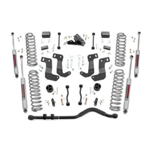 KIT INALTARE JEEP WRANGLER JL SAHARA 4 USI – 63MM ROUGH COUNTRY