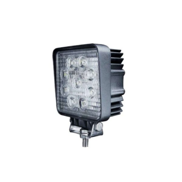 PROIECTOR LED 27W 12V-24V, 1980 LUMENI, FLOOD 60 GRADE