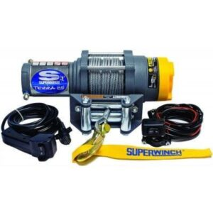 TROLIU SUPERWINCH ATV TERRA 2500LBS 12V PLASMA