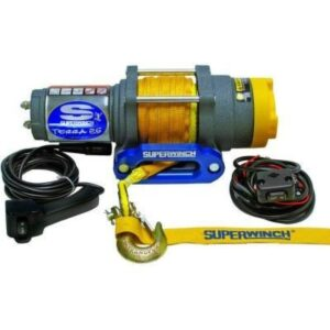 SUPERWINCH ATV TERRA 2500LBS 12V PLASMA