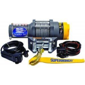 TROLIU SUPERWINCH ATV TERRA 3500LBS 12V PLASMA