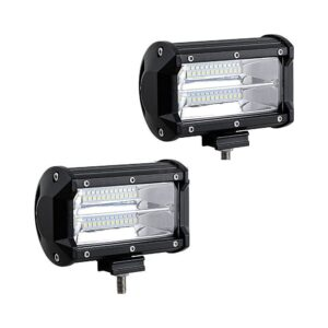 Proiector led 72 W flood set 2 bucati